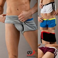 Men's Breathable Home Shorts Swimwear Swimsuits Sports Running Shorts 28 30 32