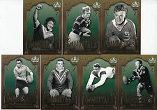 2008 NRL CENTENARY OF LEAGUE IMMORTALS - MOST PLAYERS AVAILABLE - BEETSON LEWIS