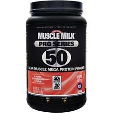 CYTOSPORT Muscle Milk Pro Series 50 in 2.54 lbs Buy 1 - 2 or 3 Save More