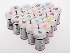 Wilton Concentrated Food Colouring Gel Paste Buttercream Icing and Fondant color