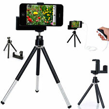 Universal Mini Tripod Stand Holder For Mobile Phone Handsfree iPhone 4 4s 5s 5c
