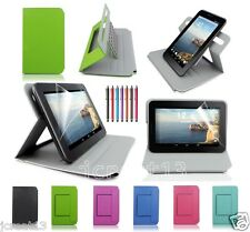 """Nice Leather Case Cover+Gift For 10.1"""" Asus Transformer Book T100 Tablet GBA"""