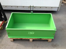 Tractor Tipping transport box, 4ft 5ft and 6ft available from £209 + vat UK MADE