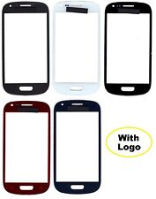 Front Replacement Glass Screen Repair Part for Samsung Galaxy S3 SIII Mini i8910