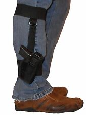 ANKLE HOLSTER Fits AMT BACKUP 45 ACP US Gun Gear NEW CONCEALMENT
