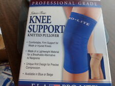 FLA ORTHOPEDICS PROFESSIONAL GRADE KNEE SUPPORT KNITTED PULLOVER - FREE SHIPPING