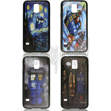 Doctor Who Tradis Design Durable case for Samsung Galaxy Sv S5 i9600 01259