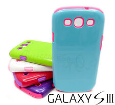Candy Neo Tough Defender Shockproof Case Samsung Galaxy S3 i9300 i9305 4G LTE
