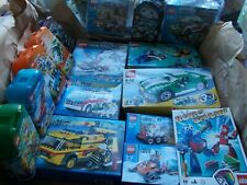 LEGO BOXED SET LEGO CITY VILLE POLICE ÉQUIPE ALPHA EXO-FORCE STUDIO PICK 1 SOUHAITÉE
