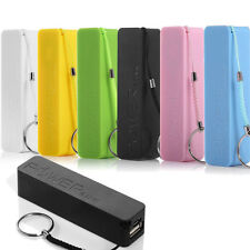 2600mAh Perfume Power Bank Battery Charger For iPhone cellphone US Shipping