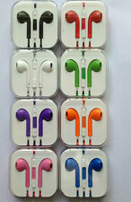Headphones Earbuds- MIC & Volume Controls-Compatible with iPhone 5/5s/5c GENERIC