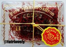Pure Spanish Saffron Spice ISO 3632 Premium Quality Choose From Drop-Down Menu