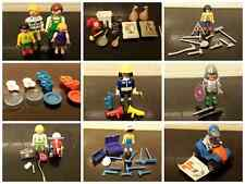 playmobil wheelchair worker tools knight family quad bike cups sets available