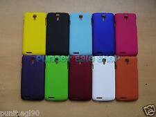 Micromax Canvas Juice A77 Premium Hard Back Shell Cover Case Pouch Guard