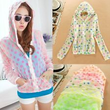 New Fashion Slim Beach Shirt Sun Summer UV Protection Casual Shawl Wrap Clothing