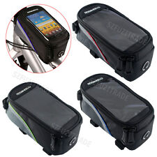 ROSWHEEL Bike Bicycle Front Tube Bag Case For Sony Xperia Z2 D6502 D6503 D6543