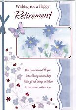 On Your Retirement Greeting Cards From £1 BARGAIN PRICES CHEAP P&P