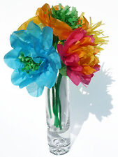 Hopefish Crafts: Make Your Own Tissue Paper Flowers with a Kit for Six or 30