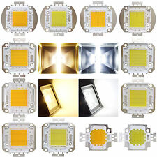 High Power 1W 10W 20W 30W 50W 80W 100W Great Bright LED Chip Bulb Lamp Chips