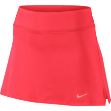 NWT Nike Women's Power Knit Tennis Skirt with Built-in Shorts Size S/M/L/XL Pink