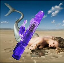 G spot vibrator mermaid blue
