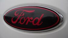 Ford F150 Emblem Decal Overlay 09 2010 2011 2012 2013 2014 - WITH REVERSE CAMERA