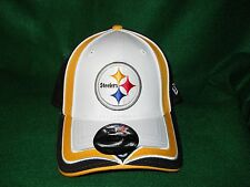 Pittsburgh Steelers New Era Coaster Clash Hat 2088 Cap