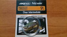 Airflo Poly Leader Trout 5ft 12lb