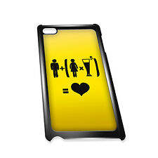 Cover for iPod 4G case #324 Funny Drunk Gift Idea Mens Present Beer Goggles