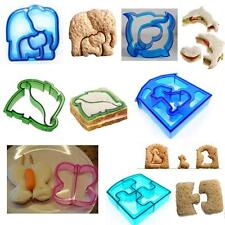 Cute DIY craft sandwich bread cake decorating toast baking cutters mold