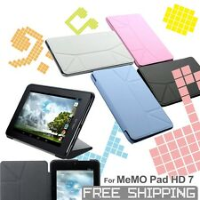 ASUS MeMO Pad HD 7 TransCover stand ME173X tablet Smart Cover Free Shipping