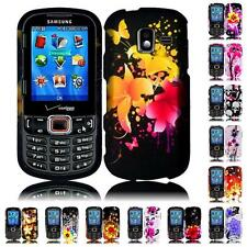 For Samsung Intensity 3 III U485 Hard Snap on Two Piece Cover Case + LCD Screen