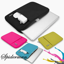 """Notebook laptop Sleeve Case Carry Bag Pouch Cover For 11"""" 13"""" MacBook Air / Pro"""