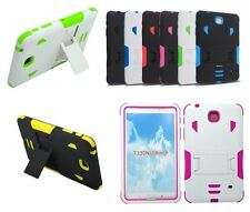 "For Samsung Galaxy Tab 4 8.0""/ 8-inch T330 Tablet Armor Rugged Cover Hard Case"