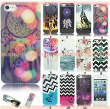 Dream Painted TPU Soft Case Silicone Skin Back Cover Shell For iphone 4 4S 5 5S