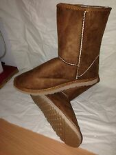 Mens Short Ugg Boots Chestnut Sizes 6 to 13
