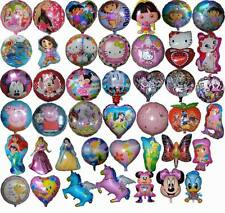 10x GIRL THEME BALLOON (OVER 40 DESIGNS) BIRTHDAY PARTY SUPPLIES
