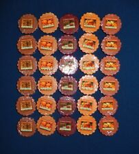 YANKEE CANDLE WAX TART MELTS~SOLD IN SETS OF 6~~YOU CHOOSE! FALL AUTUMN SCENTS