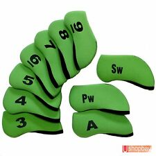 Iron Club Covers Number Color Golf 10pcs Ping Callaway Titleist Taylormade Bag