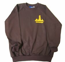 YARRAMBAT P.S. BROWN WINDCHEATER SLASHED TO $6  SWT912