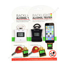 New Breathalyzer Color Backlight Alcohol Tester Meter Alcoholmeter for iPhone 5