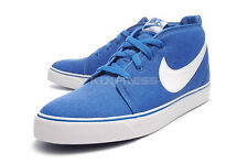Nike Toki Canvas [446336-401] NSW Casual Royal Blue/White