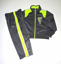 Nike Boys New Track Outfit Set sizes 2T Nwt + Free Shipping Retails $52