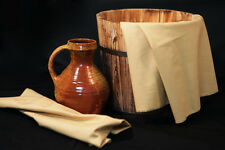 Medieval-Larp-Re enactment-Cosplay-Historically Correct LINEN TOWEL SET
