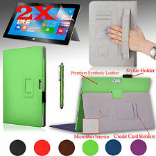 "For Microsoft Surface Pro 3 12"" Case Cover Stand w/ Hand Strap +GIFT Accessories"