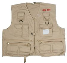 Eagle Claw Fly Vest, Fishing Equipment, Vest for Flies, Large or Extra Large FVA
