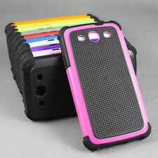 NEW Heavy Duty Impact Rugged Rubber Case Cover For Samsung Galaxy S III S3 i9300