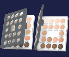 Kryolan Micro Foundation Cream Mini-Palette Theatrical Stage Makeup 19018