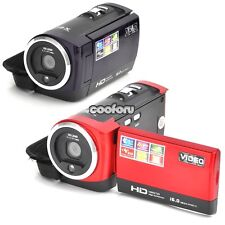 "HD 720P 16MP Digital Video Camcorder Camera DV DVR 2.7"" TFT LCD 16X ZOOM CO99"