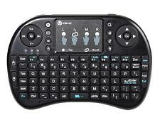 iClever IC-RF02 Mini 2.4G Wireless Entertain Keyboard Multi-Touch Mouse Touchpad